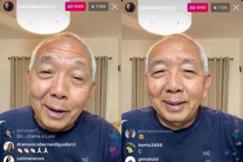 Tadashi Kadomoto Reune 7 Mil Pessoas Por Dia Em Lives De Meditacao No Instagram